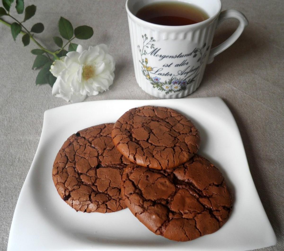 cookies 39 schokoladen cookies rezept mit bild. Black Bedroom Furniture Sets. Home Design Ideas