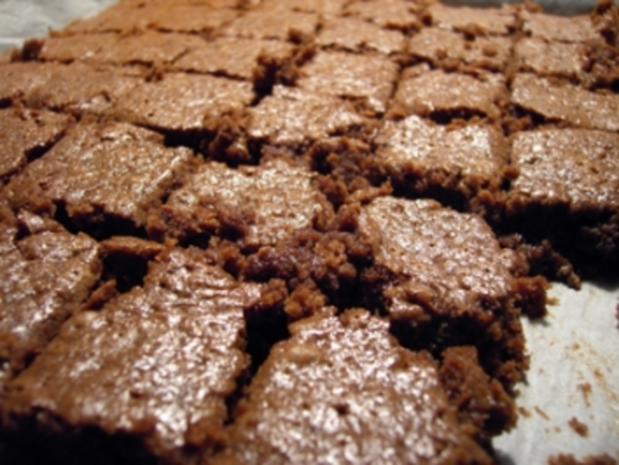 kuchen lebkuchen schoko brownies rezept. Black Bedroom Furniture Sets. Home Design Ideas