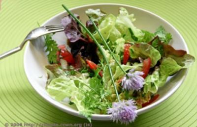 14 bunter gemischter salat rezepte. Black Bedroom Furniture Sets. Home Design Ideas