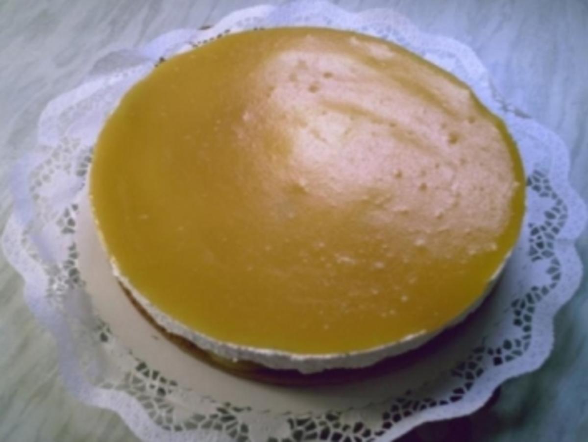 pfirsichtorte leichte fruchtige torte ideal f r den sommer rezept mit bild. Black Bedroom Furniture Sets. Home Design Ideas