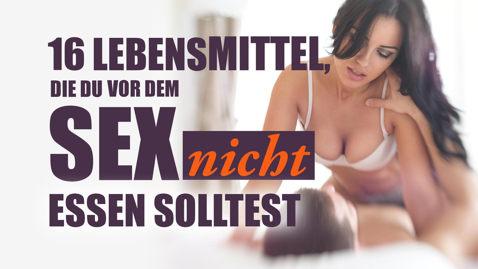 lebensmittel sex tube