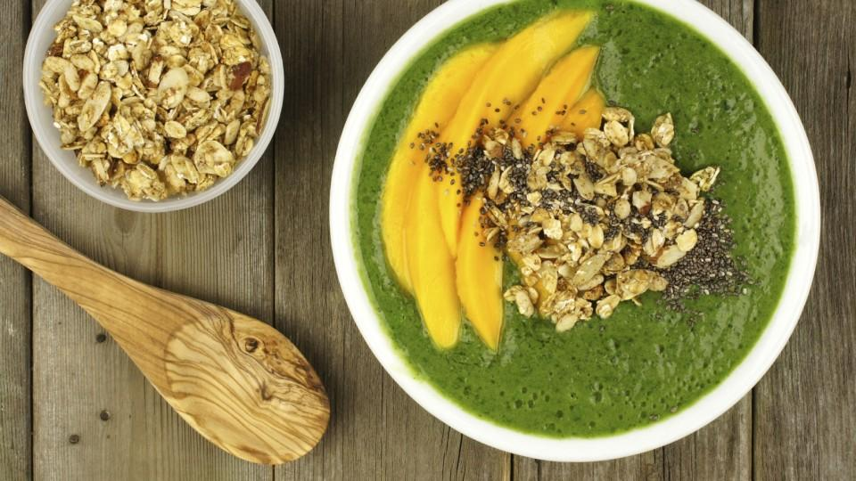 Neuer Food-Trend: Smoothie-Bowl