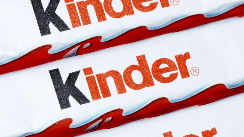 Mineralöl in Kinderschokolade: 'Kinder-Riegel' fallen bei Foodwatch-Test durch