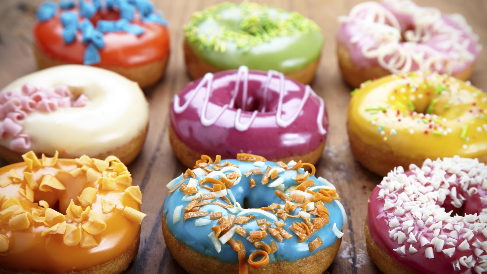 donuts selber machen so geht s ganz einfach. Black Bedroom Furniture Sets. Home Design Ideas