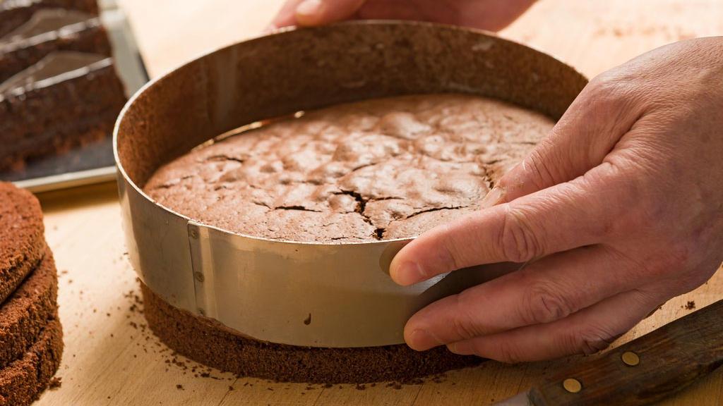 Backrahmen Fur Aussergewohnliche Kuchen Und Torten Kochbar De