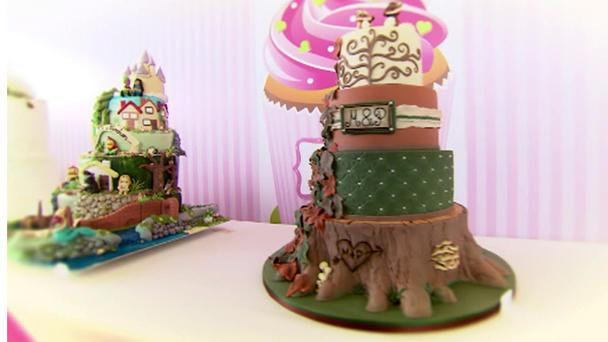 Tortenmesse 'Cake World' präsentiert Back-Trends