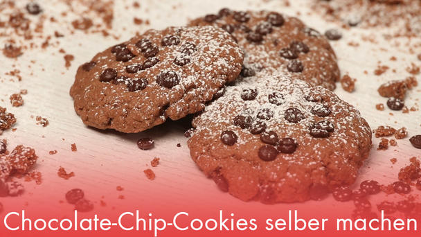 chocolate chip cookies rezept mit video. Black Bedroom Furniture Sets. Home Design Ideas