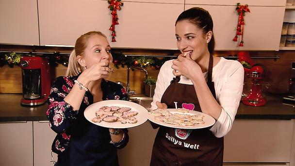 Weihnachtsbäckerei mit Back-YouTube-Star