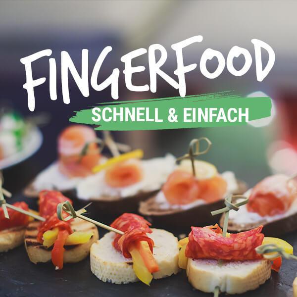 Rezeptsammlung: Fingerfood