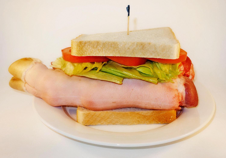 Fast Food Fotoprojekt