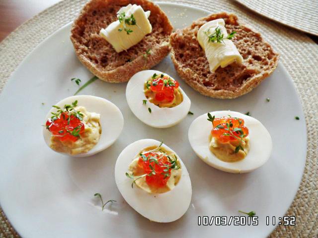 Eierrezepte kochbar Ostern