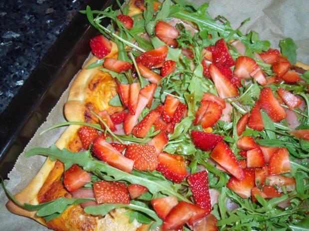Erdbeeren mal anders