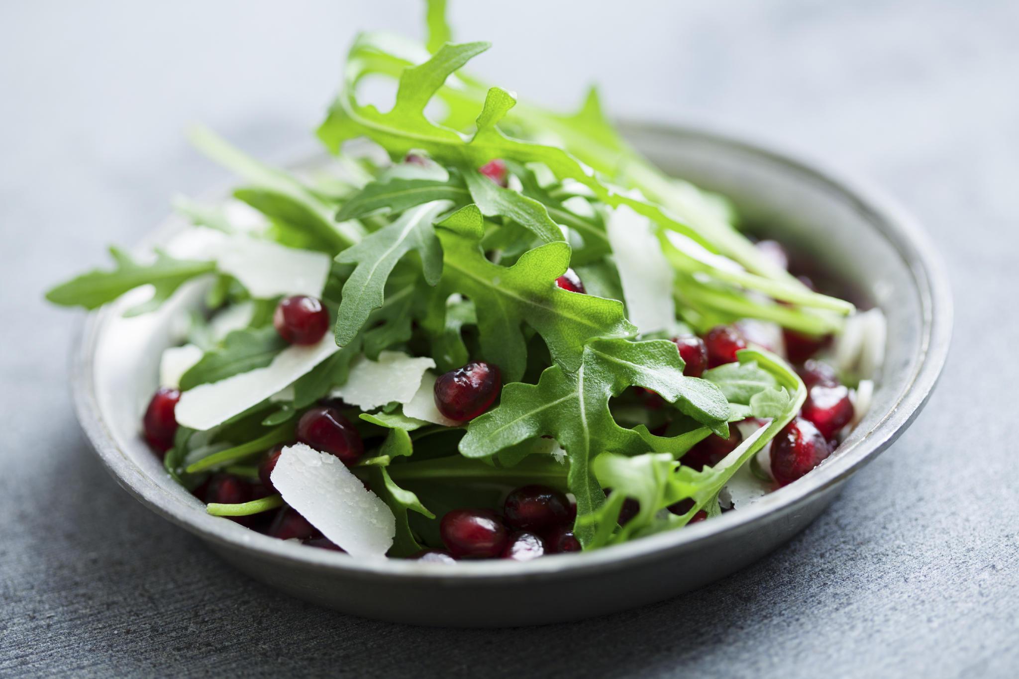 Salat mit Superfoods