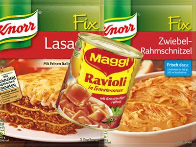 Produkte mit Palmöl