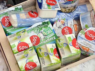 MAG Ernährung Wegwurf-Verbot Lebensmittel