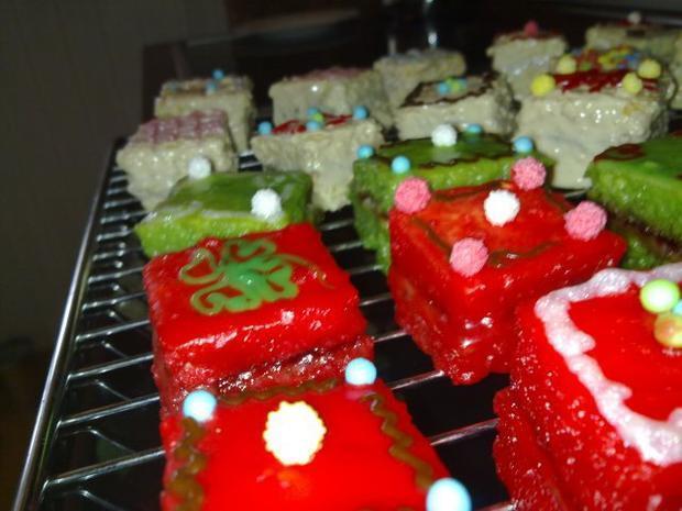 Mini-Desserts