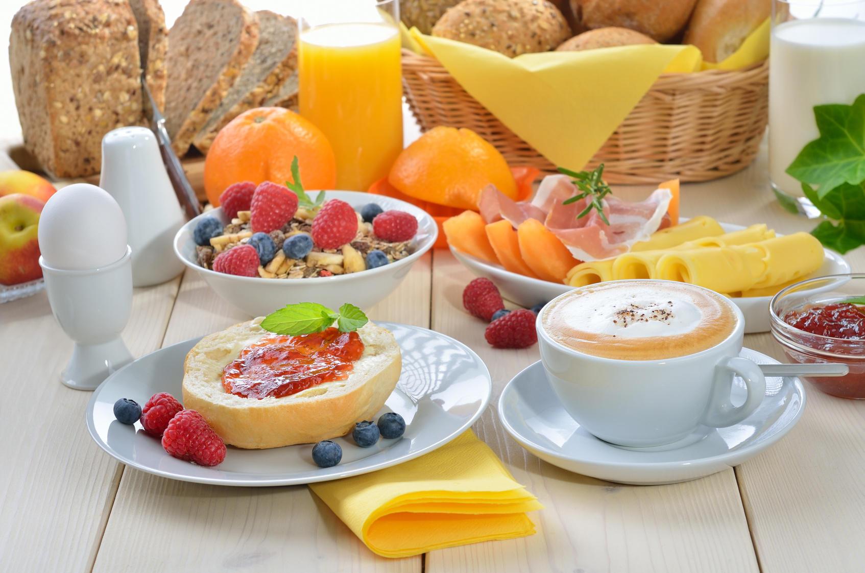 Frühstück im Ländervergleich