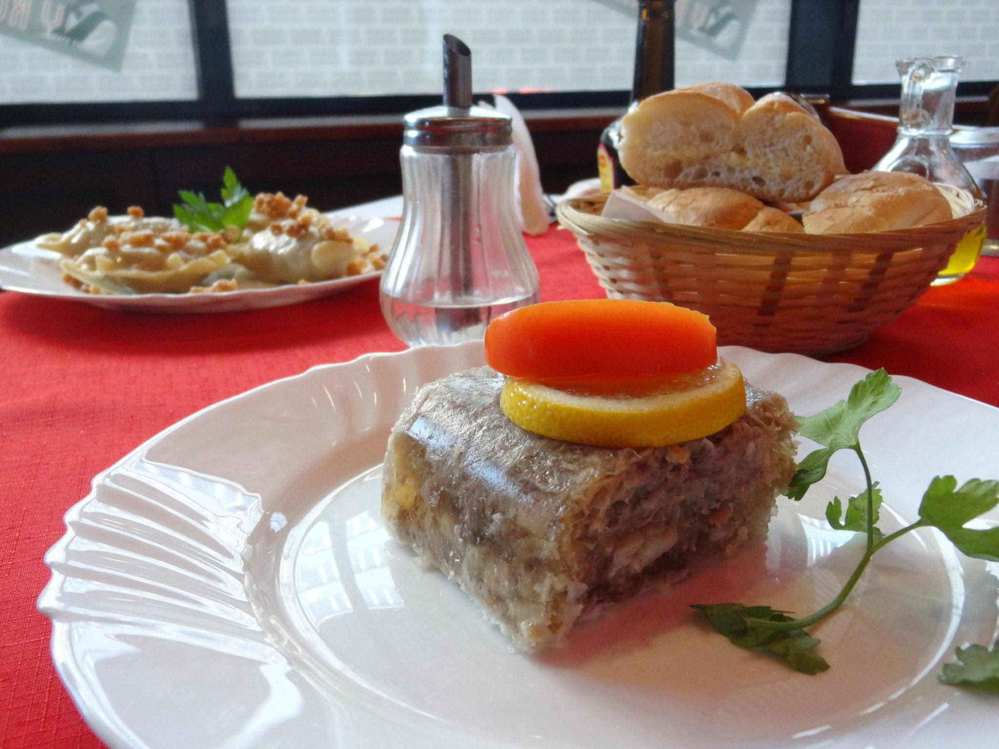 Kochbar Polnische Tapas