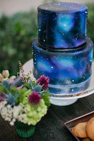 Galaxy-Cake: Diese Weltall-Kuchen sind nicht von dieser Welt