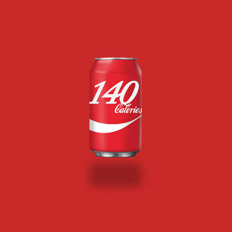 Calorie Brands: Kalorien in Produkten