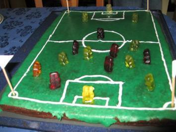 Fussball-Snacks