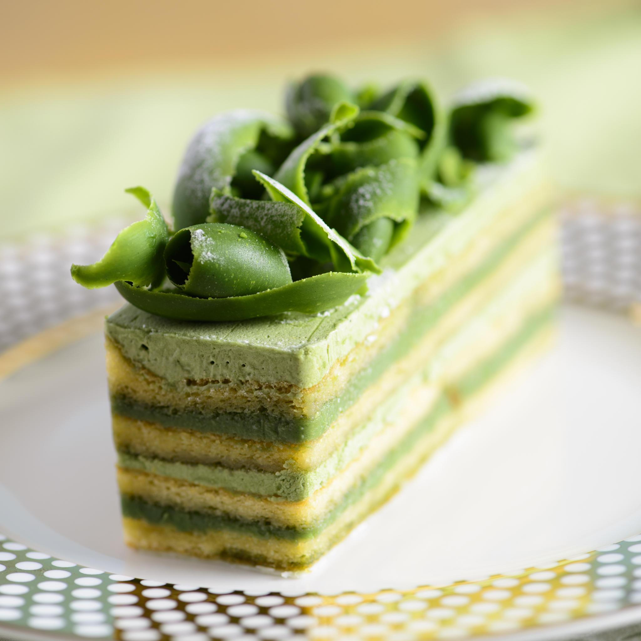Desserts aus Gemüse