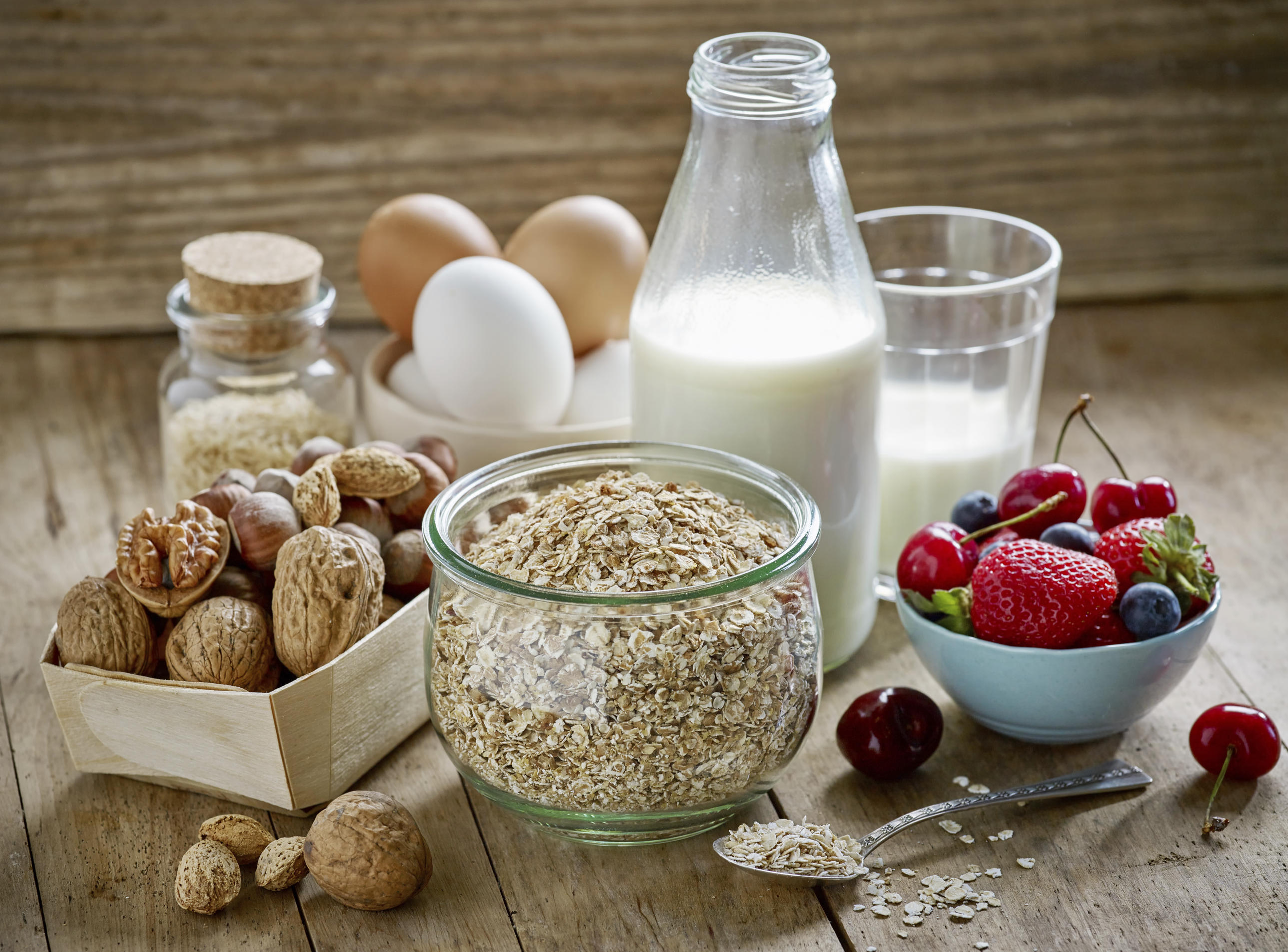 7 Lebensmittel gegen Kopfschmerzen