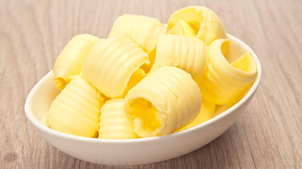 Buttersorten
