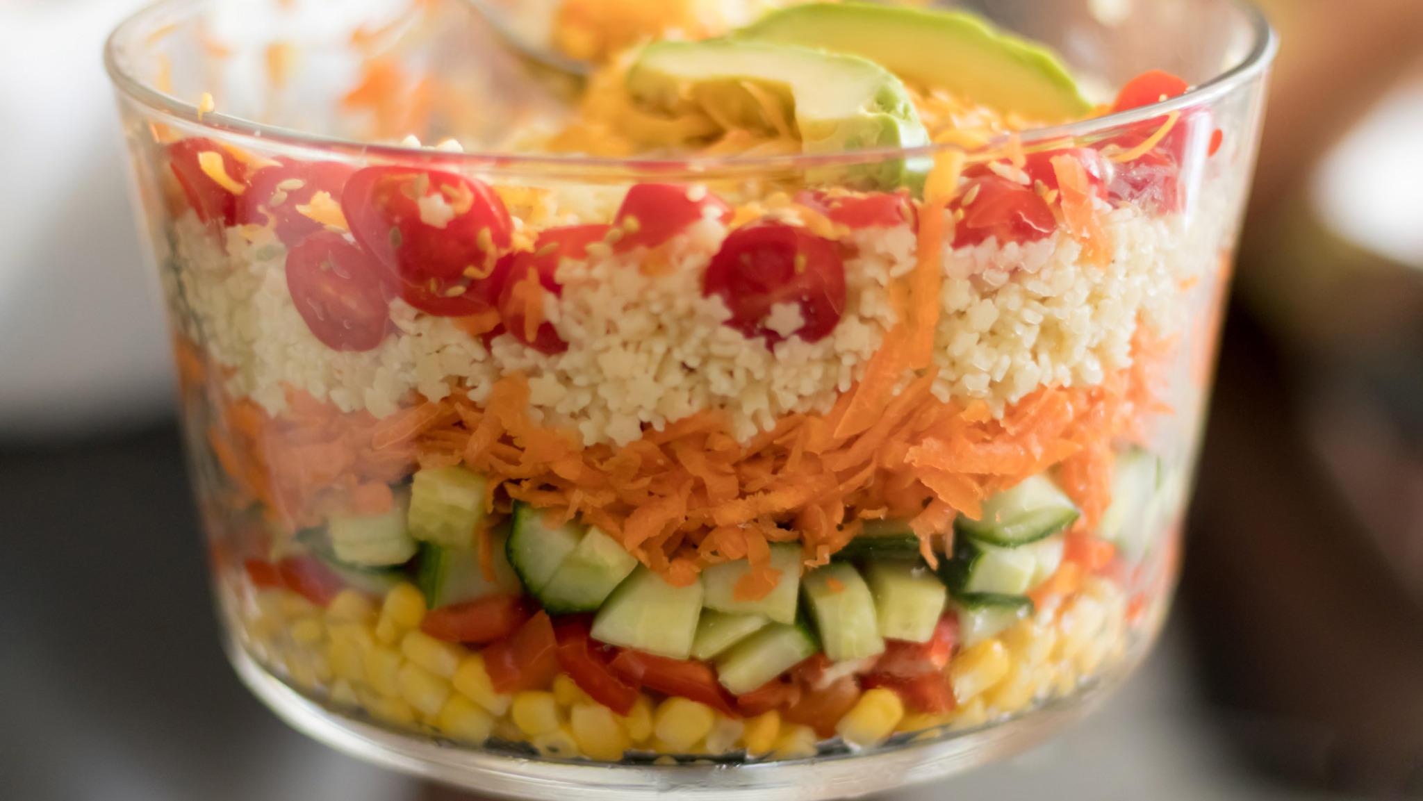 Kochbar 10x10 Salate