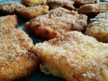 Leche frita - frittierte Milch - Rezept - Bild Nr. 2
