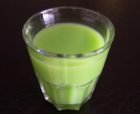 Milchshake Karibik - Rezept