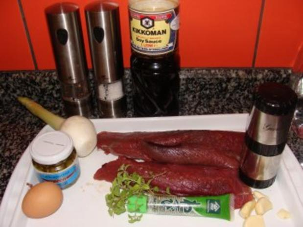 Fisch : Thunfischtatar * Puerto Rico * - Rezept - Bild Nr. 2