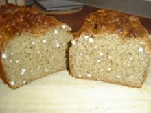 Buchweizen Körner Brot - Rezept