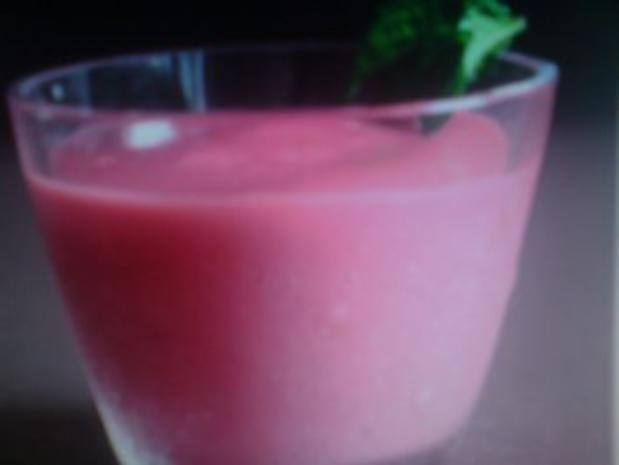 Himbeer-Joghurt-Drink - Rezept
