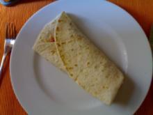 Tex Mex Chicken Chili Tortillas - Rezept