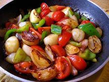 Blitz-Gemüse - Rezept - Bild Nr. 2
