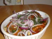 Curry - Makrelen - Rezept