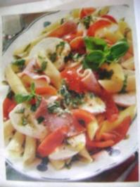 Nudelsalat alla italiana - Rezept