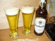 Alkoholfreies Zitronenbier selbstgemacht- ein schöner Gag... - Rezept