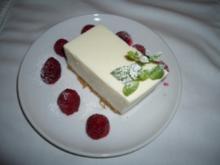 Rare Cheesecake - Rezept