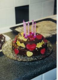Torte : Pia´s Geburtstagstorte ( der 5.Geburtstag ) - Rezept - Bild Nr. 2