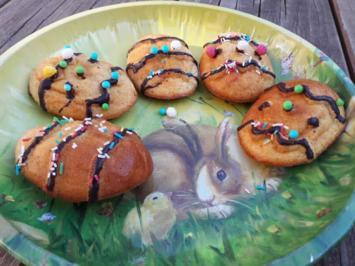 Biskuit-Eier - Rezept - Bild Nr. 2
