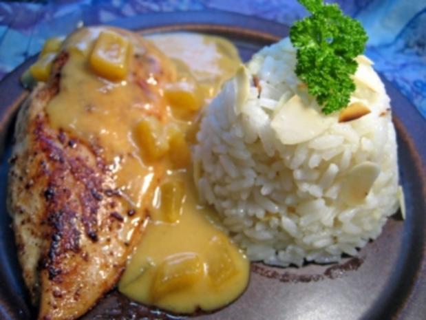 Butter-Mandel-Reis ... - Rezept - Bild Nr. 3