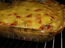 Gemüseauflauf mit Frischkäse - Rezept
