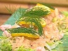 Shrimps-Cocktail - Rezept