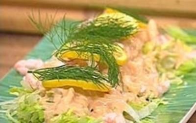 Shrimps-Cocktail - Rezept