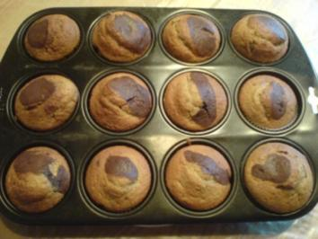 Rezept: Bunte Muffins