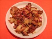 Knusprige Bratkartoffeln - Rezept