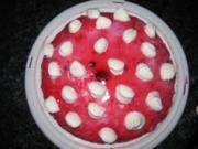 Fliegenpilz-Torte - Rezept