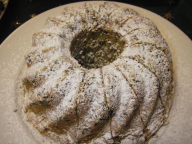 A:  Kürbiskernölguglhupf - Rezept